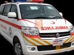 Foto Apv ambulance