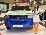 Foto Ambulance Deluxe VW Transporter2014 Interior...