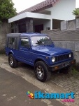 Foto Jual Suzuki Jimny Long canvas 86