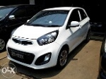 Foto KIA New model Picanto 1.2 Tahun 2013 Putih