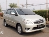 Foto Toyota Innova G Manual Diesel 2012 Silver Low...