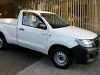 Foto Dijual Toyota Hilux Single Cabin Pick Up (2015)