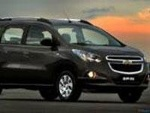 Foto Chevrolet Spin RP 204 JT