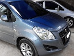 Foto Dijual Suzuki Splash Manual 2013