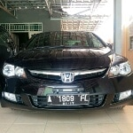 Foto Honda Civic Batman 2007 automatic