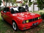 Foto BMW E30 M40 318i Manual Tahun 1991