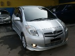 Foto Toyota Yaris S Limited AT tahun 2008