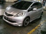 Foto Honda Jazz S matic