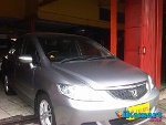 Foto Honda city 1.5 vitec at 2007 silver met