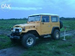 Foto Toyota hardtop diesel Landcruiser 1978 full option