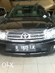 Foto Toyota fortuner th 2011