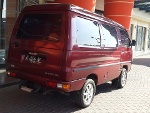 Foto Suzuki carry futura type gx manual merah 2005...