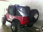Foto Jeep Willis Mamboo Cj 5 1959