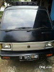 Foto Suzuki Carry Pick Up 1000