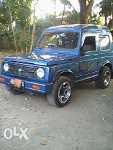Foto Suzuki jimny katana th 91 modif 94