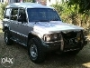 Foto Chevrolet Trooper 1994 Hi-Roof Silver Full...