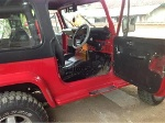 Foto Jeep CJ7 Modifikasi full wrangler