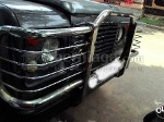 Foto Tanduk/front Guard/front Grill Land Rover Series