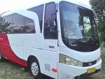 Foto Bus Pariwisata Hyundai 136Ps Turbo Intercoller...