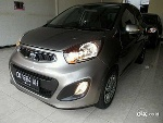 Foto All New Picanto 1.2 Luxury Matik 2013 Asli Dk...