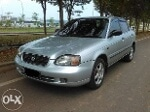 Foto Suzuki Baleno M/T Thn 2000 Silver Top Condition...