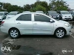 Foto Vios limo 2010 blue bird