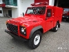 Foto Land Rover Defender 110 - Fire Jeep