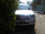 Foto Ford Everest 2008 Silver