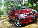 Foto Mercy A140 Limited Edition Facelift 2001 Tangan...