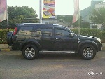 Foto Nissan Used Car: Ford Everest At Hitam 2011