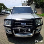 Foto Ford Everest 2008 2.5 Xlt Silver