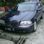 Foto Jual b.u. mercy [mercedes benz] w202 c200 th 95...
