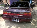 Foto Dijual Honda Civic Wonder 1.6 (1987)