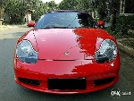 Foto Porsche Boxster Cabriolet Red Candy