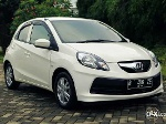 Foto Honda Brio E 1.3 Built Up Putih Automatic 2013