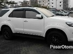Foto Toyota Fortuner G A/T (2014)