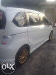Foto Honda freed SD 2012 pintu manual