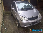 Foto Jual Mercy A class Silver A-140 2001 Manual Tgn-1