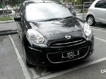 Foto Nisan March Matic 2011