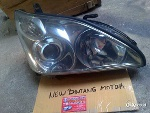Foto Headlamp Harrier 2013 Lensa Gerak Ori