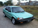 Foto Dijual Honda Civic Wonder 1.3 (1987)
