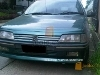 Foto Dijual: Peugeot 405 STi matic hijau metalik th 95