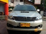 Foto Toyota fortuner 2.5 G AT VNT TURBO 2014 silver...