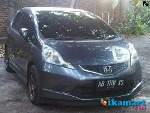Foto Jual all new jazz rs 2010 manual mint condition