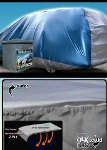 Foto Sarung/tutup/selimut/bodycover Mobil Dlx