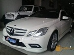 Foto Mercy E250 AMG Coupe plat N km 15rb