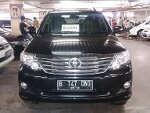 Foto Toyota Fortuner G Automatic 2.7 Luxury th 2013,...