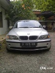 Foto Bmw 318i Matic Triptonik Th. 2003 Sudah Facelift