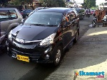 Foto Toyota all new avanza 1.5 g mt 2012 hitam metalik