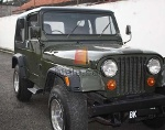 Foto Jeep cj 7 th 1981